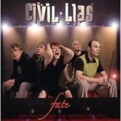 """Cover der CD """"Fate""""; der Band """"Civil Lies"""""""