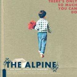 "Cover der CD ""There's Only So Much You Can Do""; der Band ""The Alpine"""