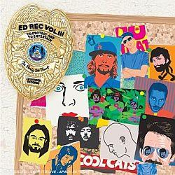 "Cover der CD ""Ed Rec Vol.3""; der Band ""Ed Banger Presents"""