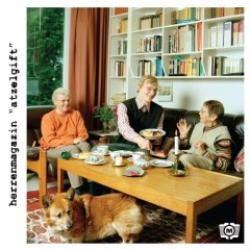 "Cover der CD ""Atzelgift""; der Band ""Herrenmagazin"""