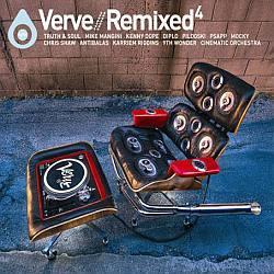"Cover der CD ""Verve Remixed Vol.4""; der Band ""Various"""