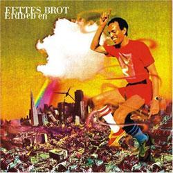 """Cover der CD """"Erdbeben""""; der Band """"Fettes Brot"""""""