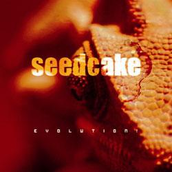 """Cover der CD """"Evolution!""""; der Band """"Seedcake"""""""