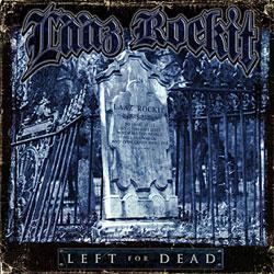 """Cover der CD """"Left for Dead""""; der Band """"Laaz Rockit"""""""