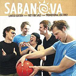 "Cover der CD ""Wo ist Lila?""; der Band ""SABANOVA"""