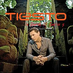 """Cover der CD """"In Search Of Sunrise""""; der Band """"Tiesto"""""""