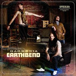 "Cover der CD ""Harmonia""; der Band ""Earthbend"""