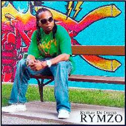 "Cover der CD ""Rymzo de Gusto""; der Band ""Rymzo de Gusto"""