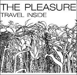 "Cover der CD ""Travel Inside""; der Band ""The Pleasure"""