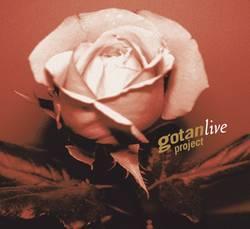 """Cover der CD """"Live""""; der Band """"Gotan Project"""""""