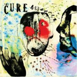 """Cover der CD """"4:13 Dream""""; der Band """"The Cure"""""""