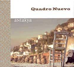 "Cover der CD ""antakya""; der Band ""Quadro Nuevo"""