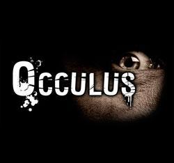 "Cover der CD ""Demo 2008""; der Band ""Occulus"""