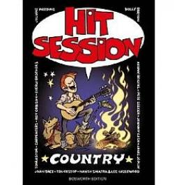 "Cover der CD ""Musiknoten""; der Band ""Hit Session Country"""
