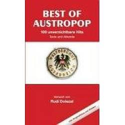 "Cover der CD ""Musiknoten""; der Band ""Best of Austropop"""