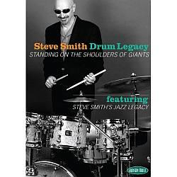"Cover der CD ""Drum Legacy""; der Band ""Steve Smith"""