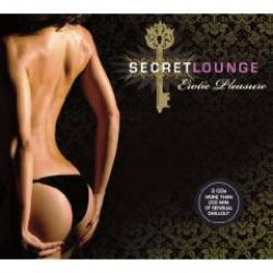 "Cover der CD ""Secret Lounge-Erotic Pleasure""; der Band ""Various"""