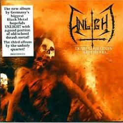 "Cover der CD ""Death Concecrates With Blood""; der Band ""Unlight"""
