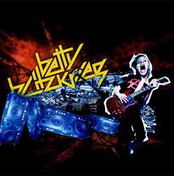 "Cover der CD ""Voodookind""; der Band ""Betty Blitzkrieg"""