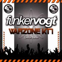 "Cover der CD ""Warzone K 17 - Live in Berlin""; der Band ""Funker Vogt"""