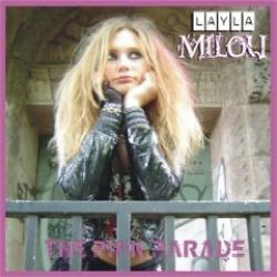 "Cover der CD ""The Pink Parade""; der Band ""Layla Milou"""