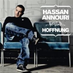 "Cover der CD ""Hoffnung""; der Band ""Hassan Annouri"""