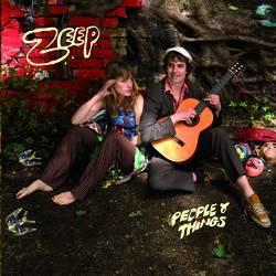 "Cover der CD ""People & Things""; der Band ""Zeep"""