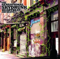 "Cover der CD ""Grown""; der Band ""THE SENSATIONAL SKYDRUNK HEARTBEAT ORCHESTRA"""