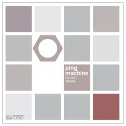 "Cover der CD ""Random Issues""; der Band ""Ping Machine"""