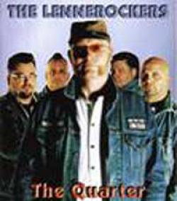 "Cover der CD ""The Quarter""; der Band ""The Lennerockers"""