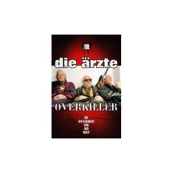"""Cover der CD """"Overkiller""""; der Band """"Die Ärzte"""""""