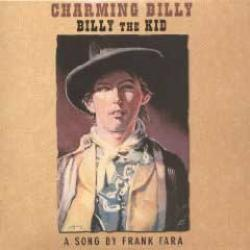 "Cover der CD ""Charming Billy - Billy The Kid""; der Band ""Frank Fara"""