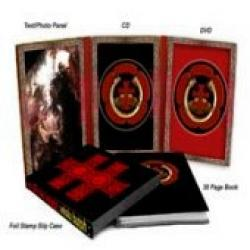 """Cover der CD """"Ankoku Butoh [CD+DVD]""""; der Band """"Faith and the Muse"""""""