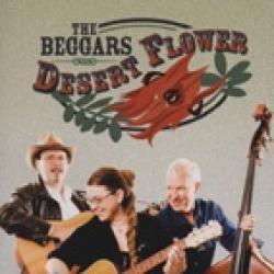 """Cover der CD """"Desert Flower""""; der Band """"The Beggars"""""""