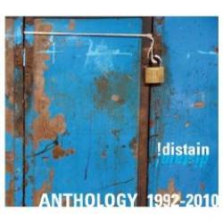 """Cover der CD """"Anthology 1992-2010""""; der Band """"Distain"""""""