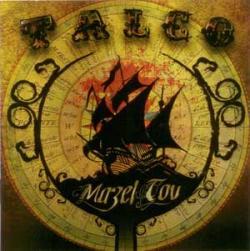 "Cover der CD ""Mazel Tov""; der Band ""Talco"""