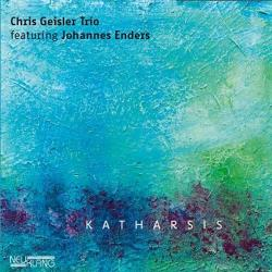 "Cover der CD ""Katharsis""; der Band ""Chris Geisler Trio feat. Johannes Enders"""