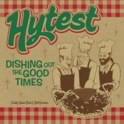 "Cover der CD ""Dishing out the good times""; der Band ""Hytest"""