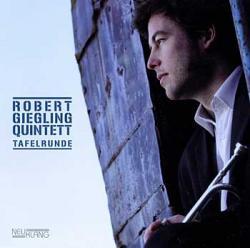 """Cover der CD """"Tafelrunde""""; der Band """"Robert Giegling Quintett"""""""