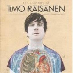 """Cover der CD """"The Anatomy of Timo Räisänen""""; der Band """"Timo Räisänen"""""""