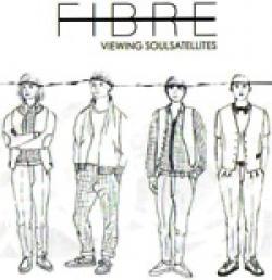 """Cover der CD """"Viewing Soulsatellites""""; der Band """"Fibre"""""""