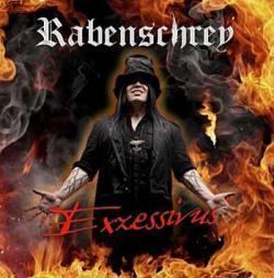 """Cover der CD """"Exzessivus""""; der Band """"Rabenschrey"""""""