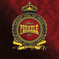 "Cover der CD ""Perkele forever""; der Band ""Perkele"""