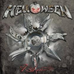 """Cover der CD """"7 Sinners""""; der Band """"Helloween"""""""