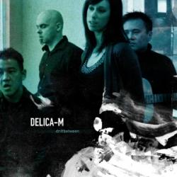 "Cover der CD ""Driftbetween""; der Band ""Delica-M"""