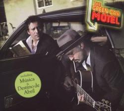 "Cover der CD ""The Green Car Motel""; der Band ""The Green Car Motel"""