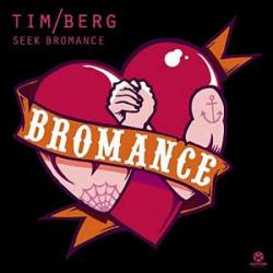 "Cover der CD ""Seek Bromance""; der Band ""Tim Berg"""