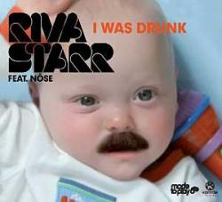 "Cover der CD ""I Was Drunk""; der Band ""Riva Starr Feat.Noze"""
