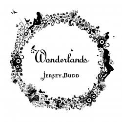 "Cover der CD ""Wonderlands""; der Band ""Jersey Budd"""