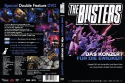 """Cover der CD """"Das Konzert für die Ewigkeit""""; der Band """"The Busters"""""""